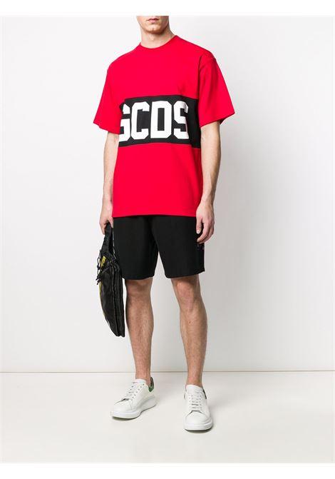 t-shirt rossa GCDS | T-shirt | CC94M02101403