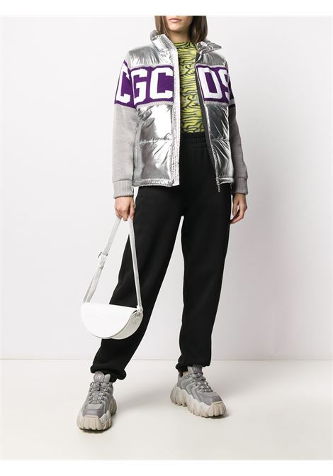 BOMBER SILVER GCDS | Bomber | CC94W04020017
