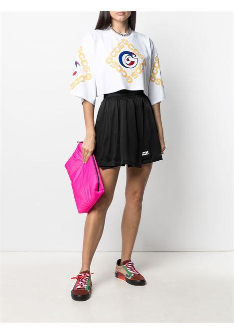 T-SHIRT BIANCA GCDS | T-shirt | FW21W02012101