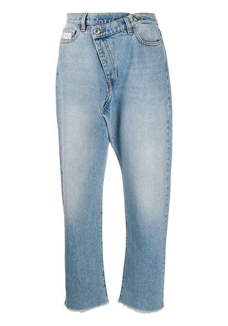 JEANS CHIARO GCDS | Jeans | FW21W03001955