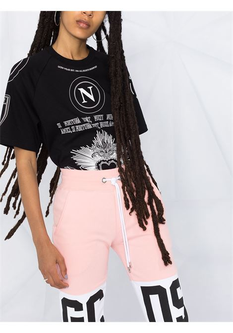 T-SHIRT NERA GCDS | T-shirt | NA21M02000802