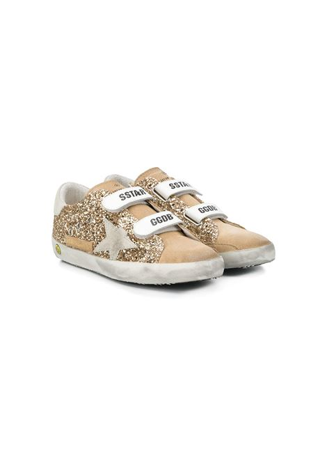 SNEAKERS GOLD GOLDEN GOOSE | Sneaker | GTF00111F00042365118