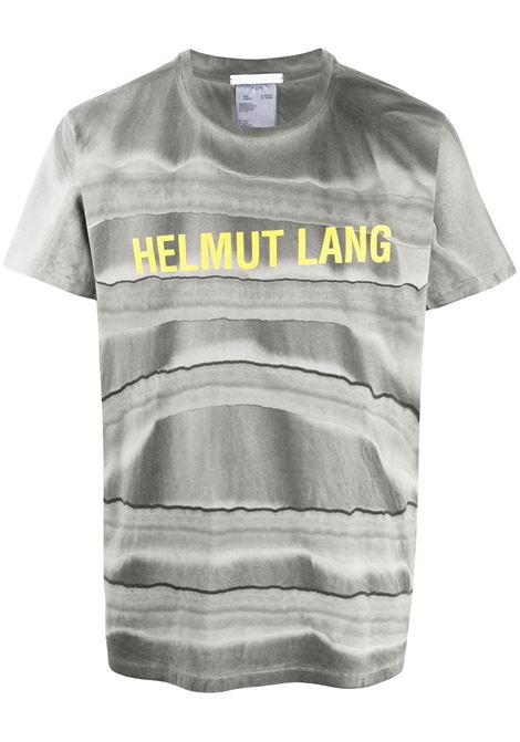 T-SHIRT GRIGIA HELMUT LANG   T-shirt   K04DM508ZCO