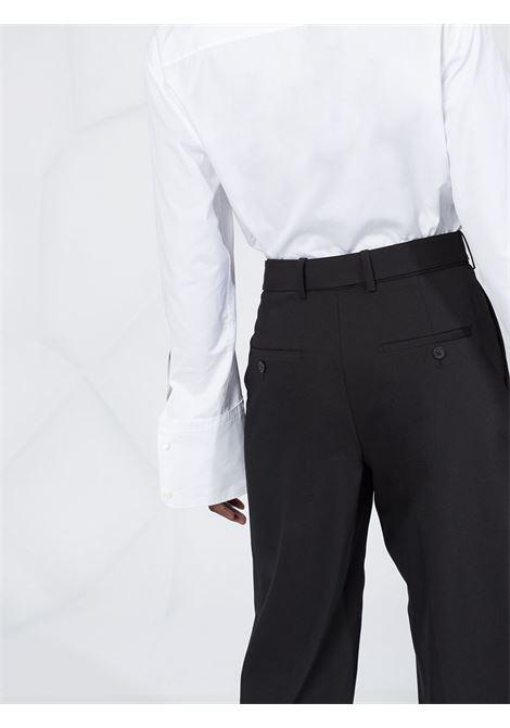 PANTALONE NERO HELMUT LANG | Pantalone | K04HW201001