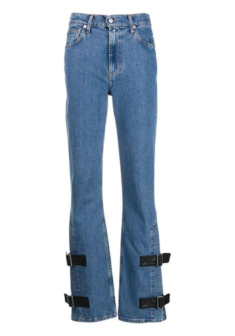 JEANS BLU HELMUT LANG | Pantalone | K06DW203ZQ2
