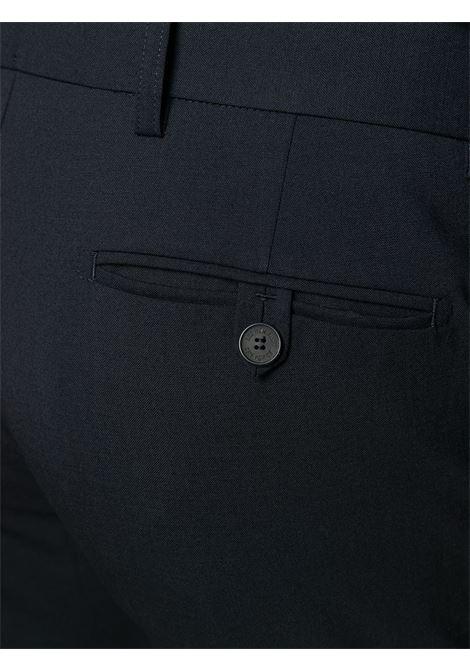 PANTALONE BLU LES HOMMES | Pantalone | LJP103305B7900