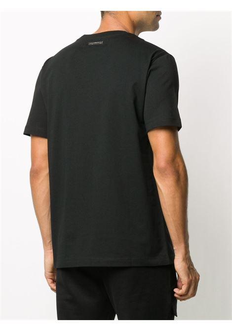 T-SHIRT NERA LES HOMMES | T-shirt | LJT210700E9000