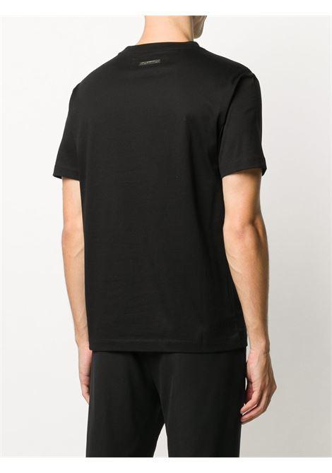 T-SHIRT NERA LES HOMMES | T-shirt | LJT225711P9000