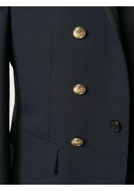 GIACCA BLU LES HOMMES | Blazer | LJW303305D7900