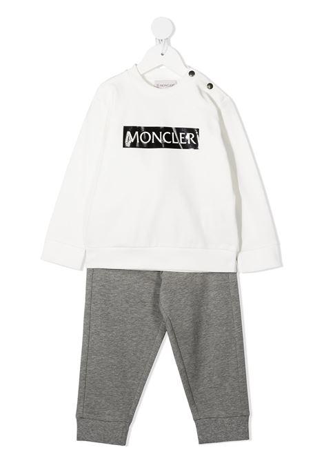 COMPLETO BIANCO MONCLER KIDS | Completo | 8M7282080996034