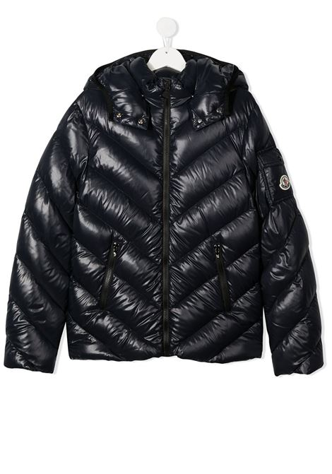 BOMBER NERO MONCLER KIDS | Giacca | 9541A56010C0064742##