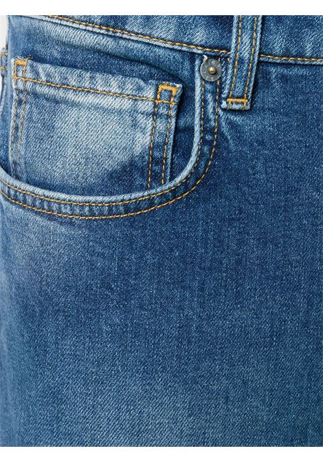 JEANS BLU DENIM MOSCHINO | Pantalone | 03487023J1290