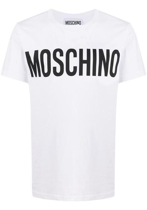 T-SHIRT BIANCA MOSCHINO | T-shirt | 07057040J1001