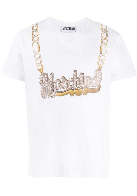 T-SHIRT BIANCA MOSCHINO | T-shirt | 07165240A2001