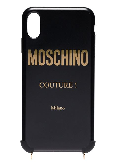 COVER NERA MOSCHINO | Cover | A794183042555