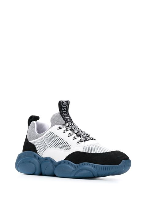 SNEAKERS BIANCA MOSCHINO | Sneaker | MB15103G1BGH210ABIANCO