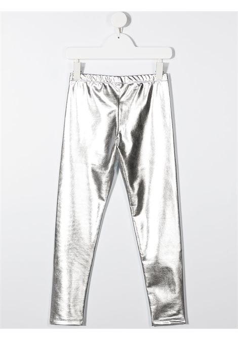 leggings argento MSGM kids   Leggings   025033122#