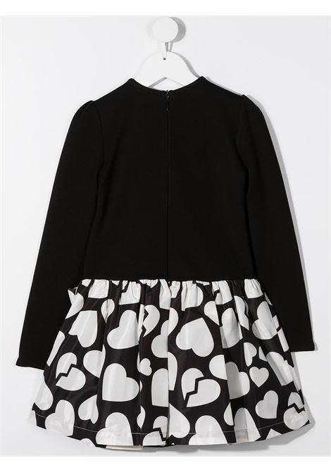 vestito nero MSGM kids | Vestito | 025125110#
