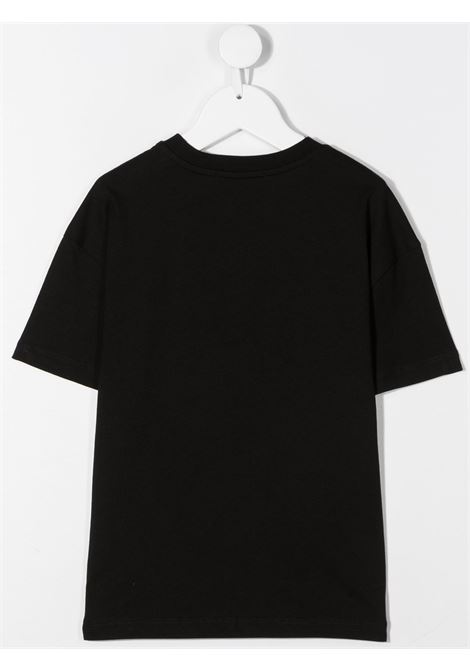 t-shirt nera MSGM kids | T-shirt | 025140110#