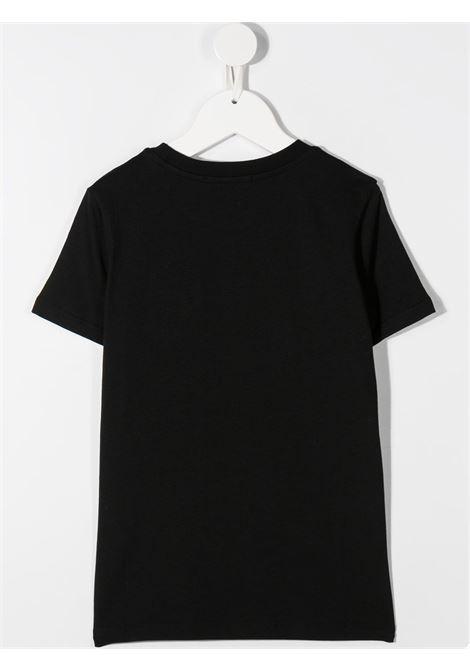 t-shirt nera MSGM kids | T-shirt | 025170110#