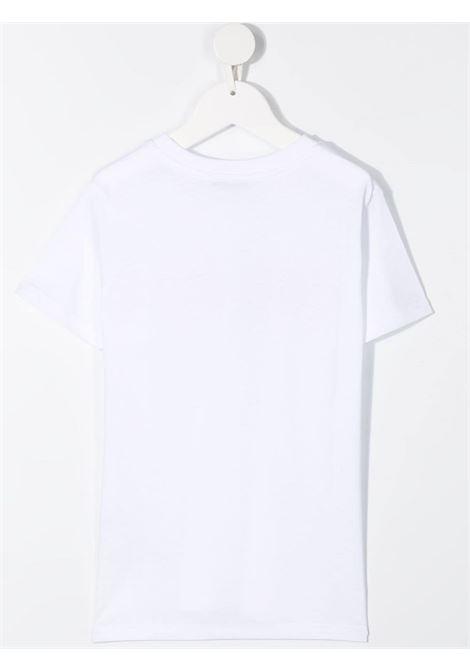 t-shirt bianca MSGM kids | T-shirt | 025188001#
