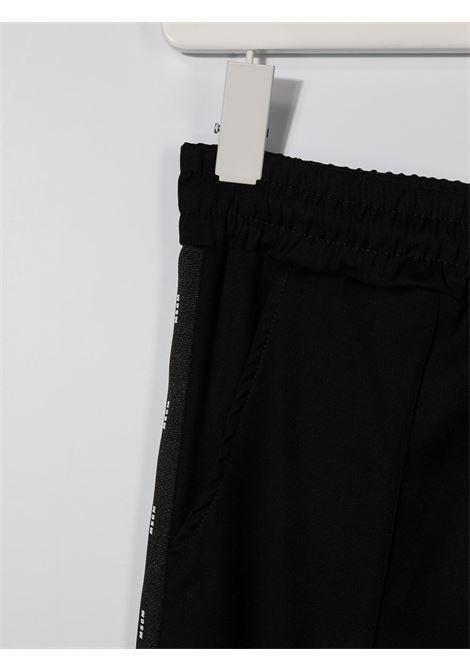 PANTALONE NERO MSGM kids | Pantalone | 025282106##