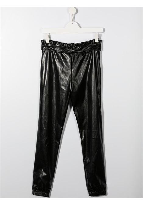 PANTALONE NERO MSGM kids | Pantalone | 025316110##