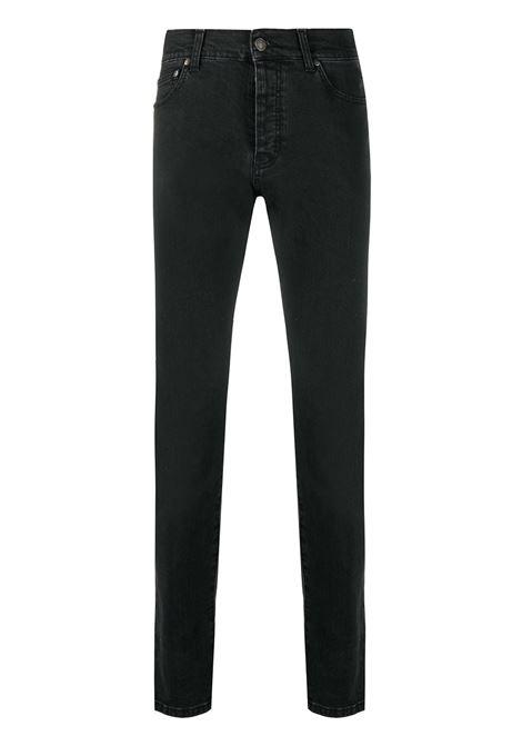 JEANS NERO MSGM | Pantalone | 2940MP44L20757499