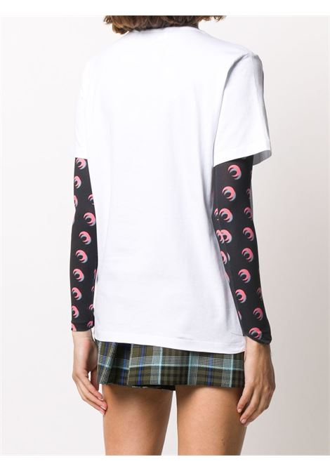 T-SHIRT BIANCA MSGM | T-shirt | 2941MDM18120779801