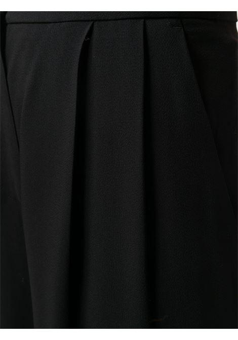 PANTALONE NERO MSGM | Pantalone | 2943MDP0420760099