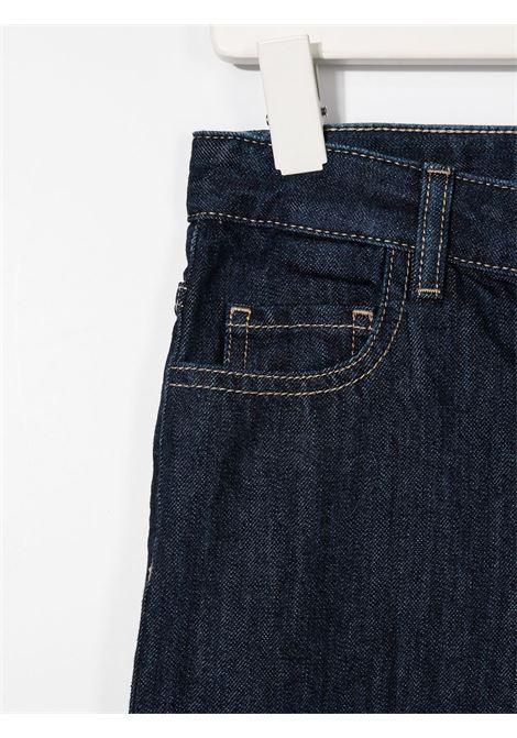 JEANS BLU N°21 KIDS | Pantalone | N214CUN0089N21P53MN01#