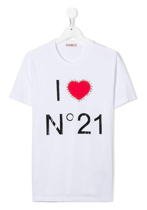 N°21 KIDS | Maglia | N214E6N0080N21T58FN100##