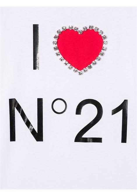 N°21 KIDS | Maglia | N214E6N0080N21T58FN100#