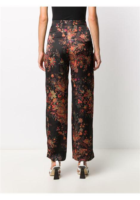pantalone nero PACO RABANNE | Pantalone | 20ACPA019P00208V034