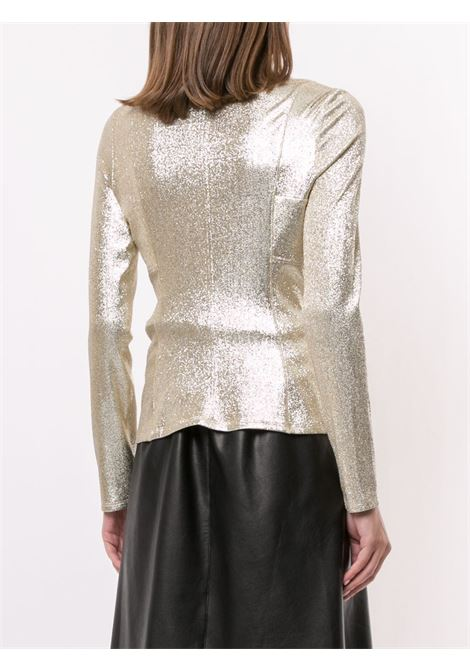 top gold PACO RABANNE | Top | 20AJT0207VI0261M042