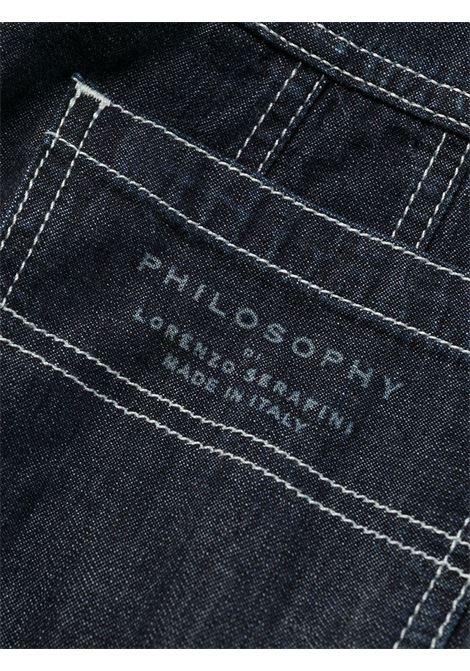 JEANS BLU PHILOSOPHY | Pantalone | A03105731290