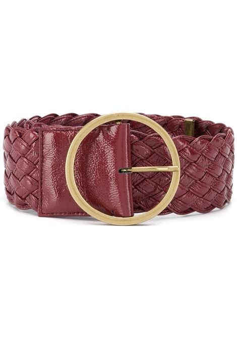 CINTURA BORDEAUX PHILOSOPHY | Cintura | A30105741140