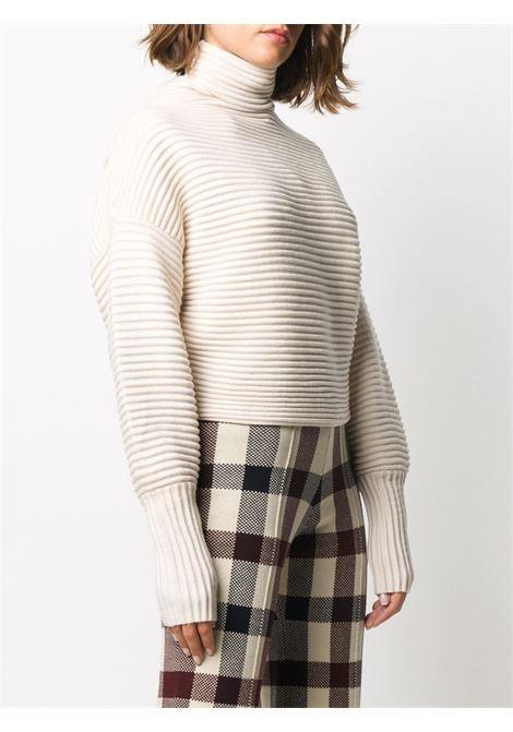 maglione beige VICTORIA BECKHAM | Felpa | 2320KJU001641AWHITE