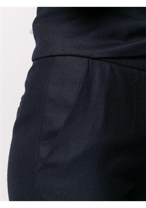 pantalone blu VICTORIA BECKHAM   Pantalone   2320WTR001398AMIDNIGHT