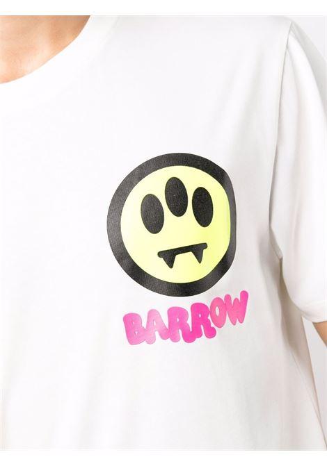 T-SHIRT STAMPA BARROW | T-shirt | 029926002