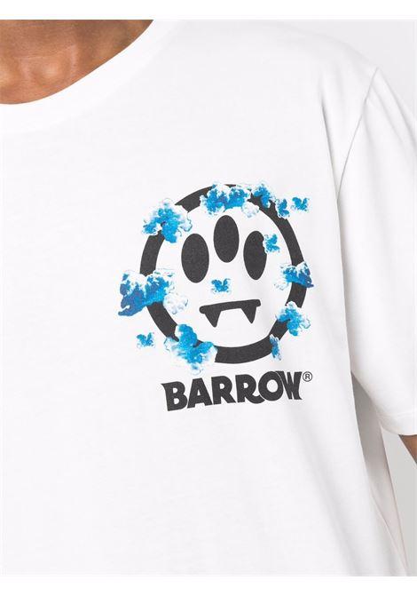T-SHIRT STAMPA BARROW | T-shirt | 029929002