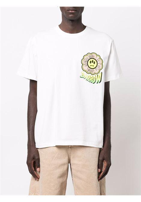 T-SHIRT FLOWER BARROW | T-shirt | 029934002