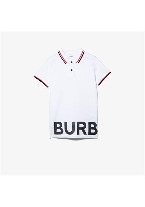 LONG POLO BURBERRY KIDS | Polo | 8040907A1464#