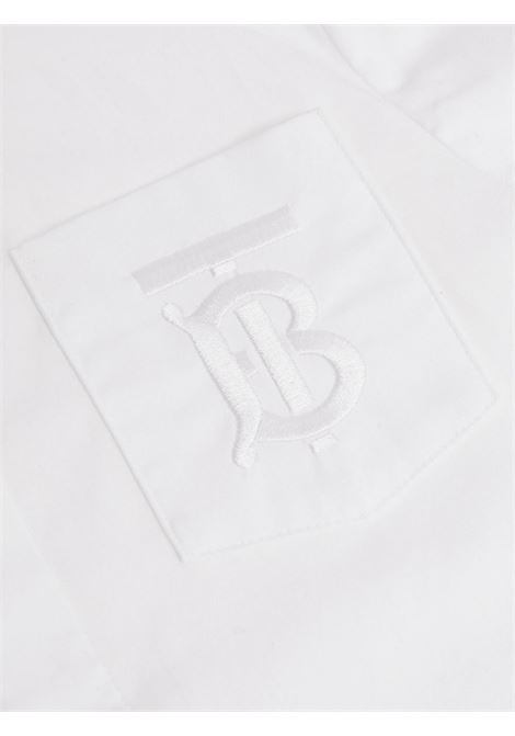 WHITE SHIRT BURBERRY KIDS | Shirt | 8040989A1464