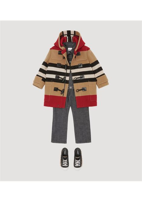 MONTGOMERY BURBERRY KIDS | Cappotto | 8041075A7029