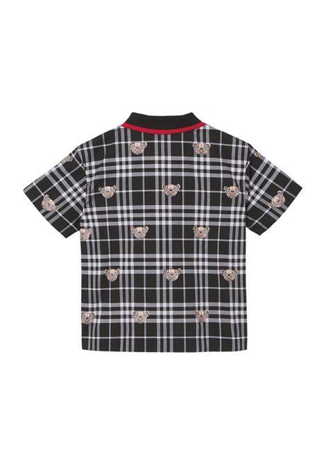 POLO BURBERRY KIDS | Shirt | 8041178A8541#