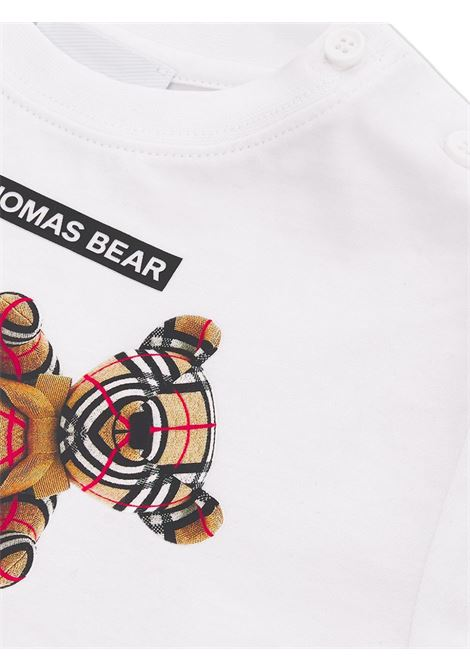 T-SHIRT STAMPA BURBERRY KIDS | T-shirt | 8041231A1464