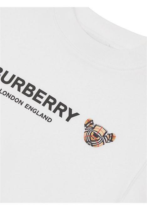 SWEATSHIRT BURBERRY KIDS | Hoodie | 8042941A1464