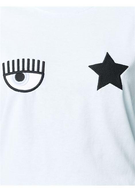 T-SHIRT STAMPA CHIARA FERRAGNI | T-shirt | 71CBHT01CJC0T216