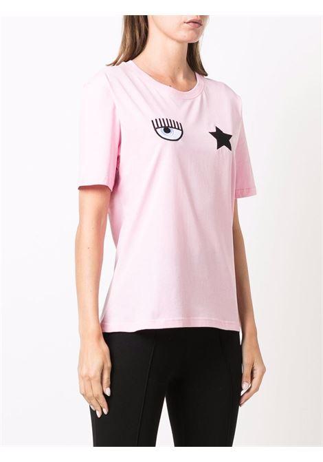 T-SHIRT STAMPA CHIARA FERRAGNI | T-shirt | 71CBHT01CJC0T439